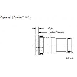 XZCCXXN Flush mount, all ports blocked cavity plug