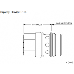 XHOBXXN All ports open cavity plug