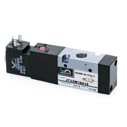 Zawory sterowane elektrycznie VESTA 3/2 NO serii JT/K