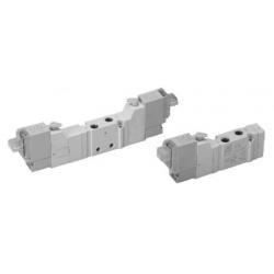 Zawory sterowane elektrycznie monostabilne serii Flowmatik