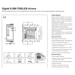 Digital E-BM-TEB/LEB drivers E-BM-RES