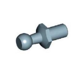 Mocowania ze stali nierdzewnej (INOX)