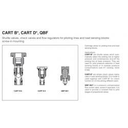 CART B*,CART D*,QBV QBF CART B-3, B-5, B-6