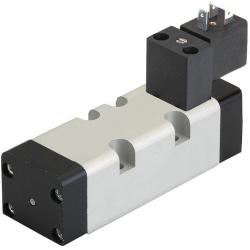 Elektrozawór ISO1 5/2 powrót sprężyną