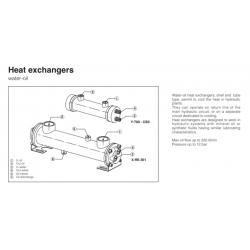 Heat exchangers X-RE, Y-T