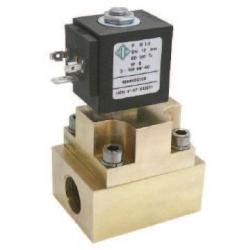 Seria 4000 zawory elektromagnetyczne 2/2 normalnie zamknięte pośredniego działania