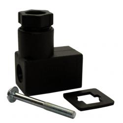 Wtyczki do elektrozaworów (cewek) 17 mm