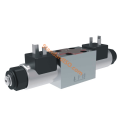 Rozdzielacz sterowany elektrycznie RPEL1-043Z11/02400E1