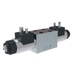 Rozdzielacz sterowany elektrycznie RPEL1-043C11/01200E1