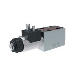 GE-R-ED Male Connector 24° Flareless Metric / Inch BSPP