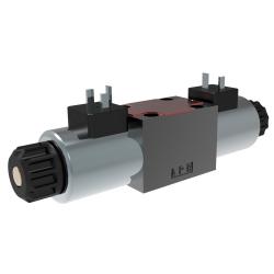 Rozdzielacz sterowany elektrycznie RPE3-063L21/02400E1