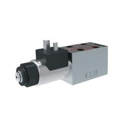 EHV-DA Series 350 bar, 2.5 to 10 Litres High Flow fluid port, 570 l/min Accumulator
