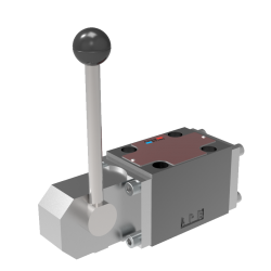 Rozdzielacz sterowany elektrycznie RPR3-063P11