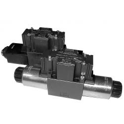 Rozdzielacz sterowany elektrycznie RPEW4-063L21/02400EW1K50