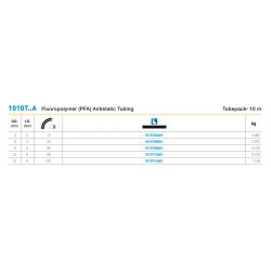 1010T..A Fluoropolymer (PFA) Antistatic Tubing