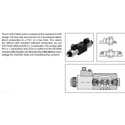 Series D1VW 8 Watt
