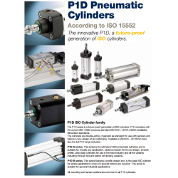 ISO 15552 Cylinders (Premier Line) - P1D-S