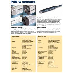 Sensors - P8S-G