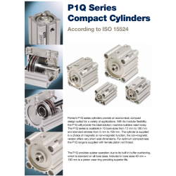 ISO 15524 Compact Cylinders - P1Q