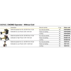 3/2 N.C. CNOMO Operator