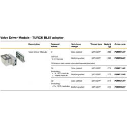 Valve Driver Module - TURCK BL67 adaptor