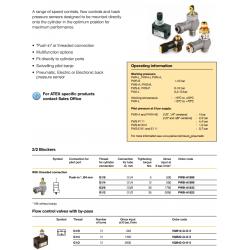 Cylinder Controls
