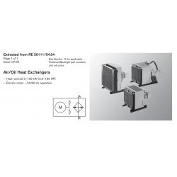 Air/Oil Heat Exchangers