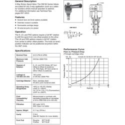 3-Way Rotary Spool Valve Series DM103