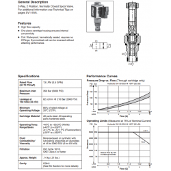 Spool Type, 2-Way Valve Series GS02 22