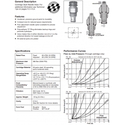 Needle Valve Series NVH101