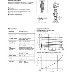 P.C. Flow Control Valve Series FC101