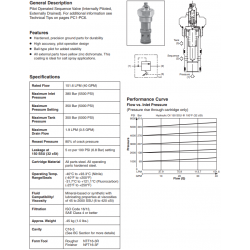 P.O. Sequence Valve (Internal Pilot) Series SVH161