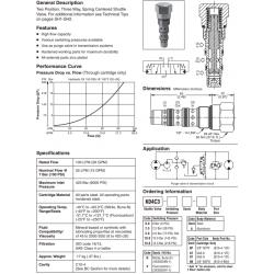 Shuttle Valve Series K04C3