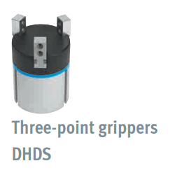 Three-point grippers DHDS