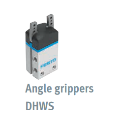 Angle grippers DHWS