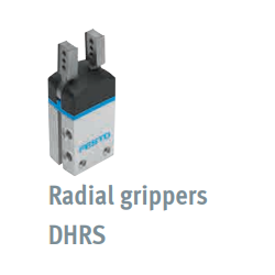 Radial grippers DHRS