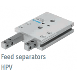 Feed separators HPV