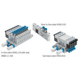Solenoid valves VUVG