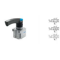Hand lever valves VHER