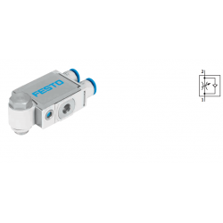 One-way flow control valves VFOF
