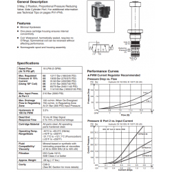 Proportional Pressure Reducing Valve Series GTP0234
