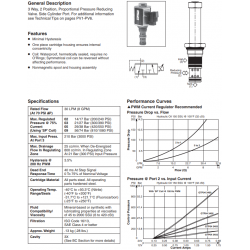 Proportional Pressure Reducing Valve Series GTP0434