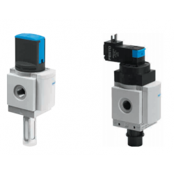 On-off valves MS4/MS6-EM1, MS4/MS6-EE, MS series