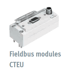 Fieldbus modules CTEU