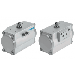 Quarter turn actuators DFPD