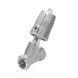 Angle seat valves VZXF