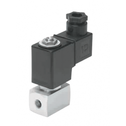 Solenoid valves VZWD, directly actuated