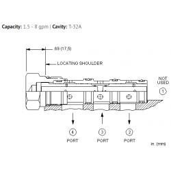FSDCXAN High accuracy flow divider valve