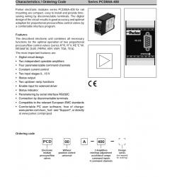 Series PCD00A-400
