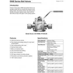 SWB Series Ball Valves